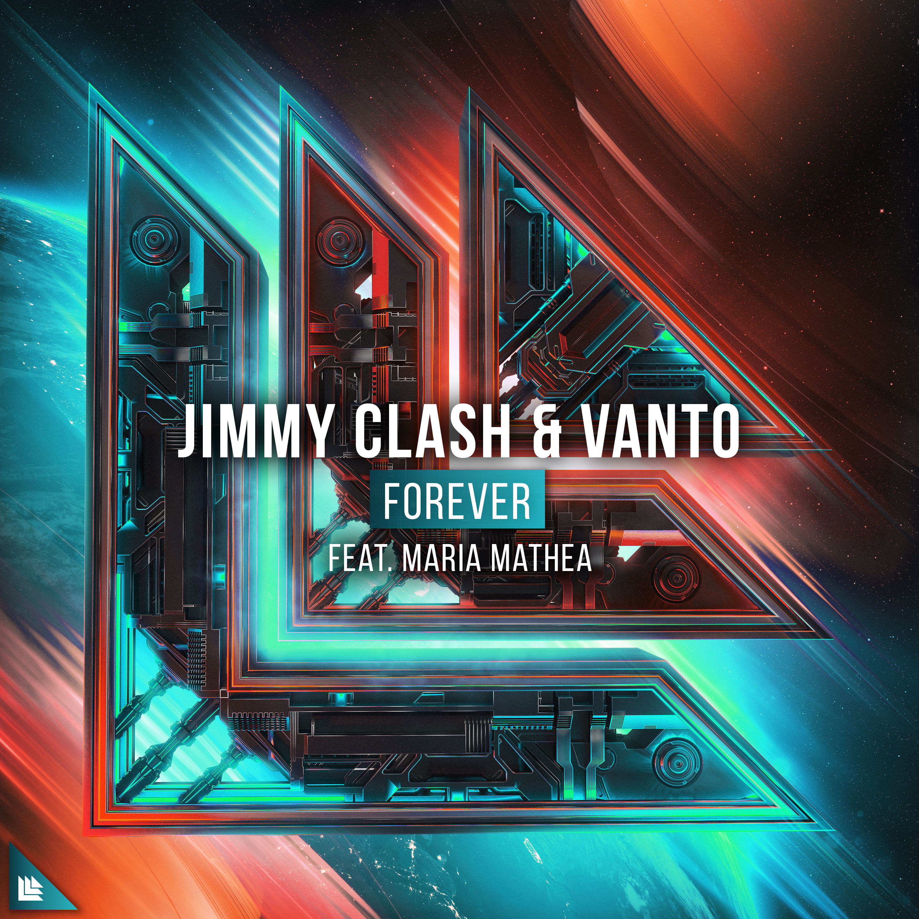 Jimmy Clash⁠ & Vanto feat. Maria Marthea - Forever