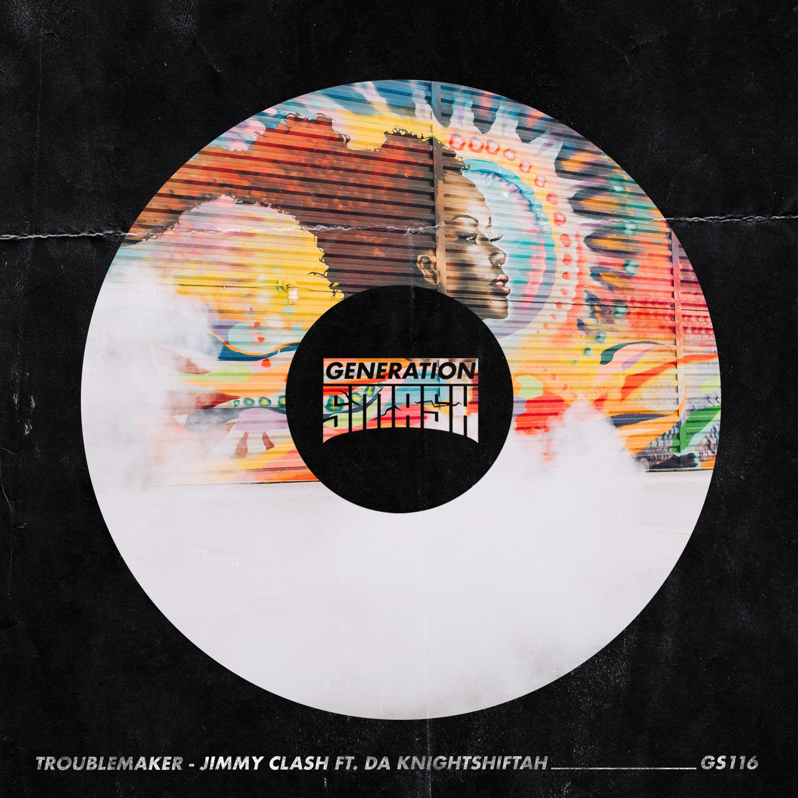 Jimmy Clash - Troublemaker ft. Da Knightshiftah [Generation Smash]